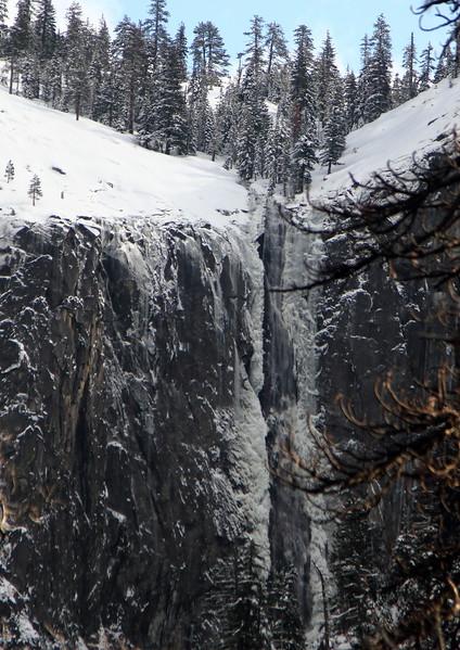 misc frozen waterfall