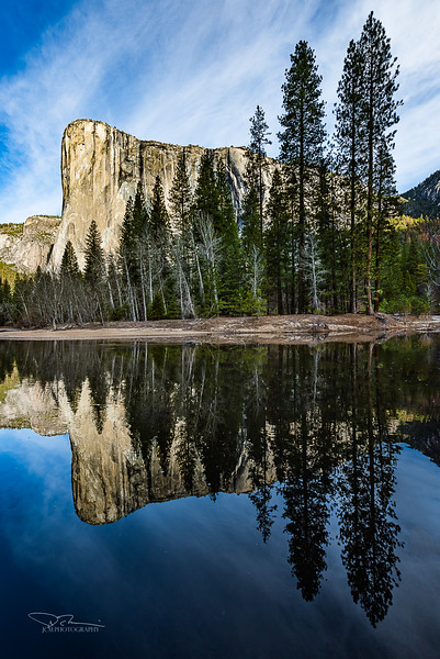 El Capitan Reflection