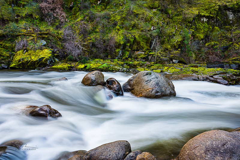 Merced River near El Portal
