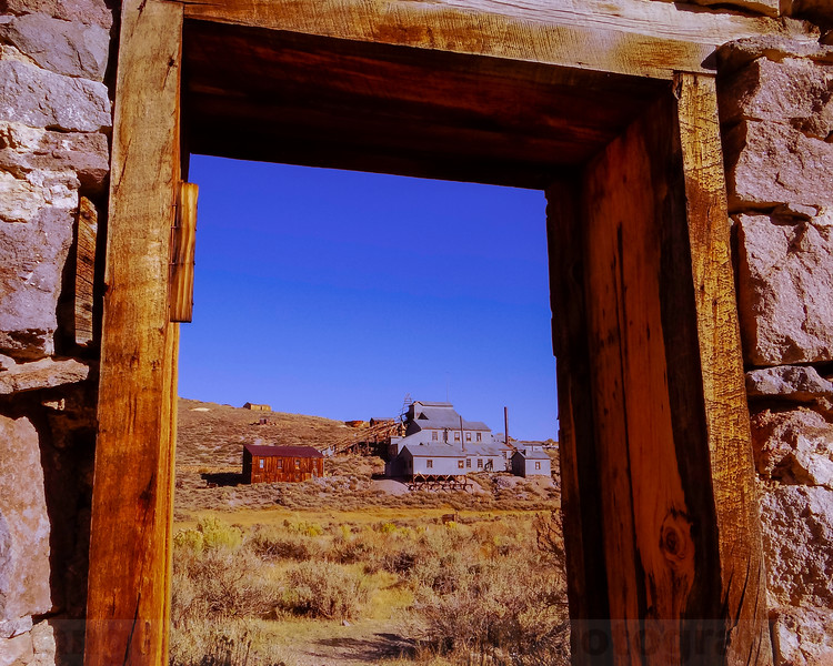 Bodie: Doorway to the Past