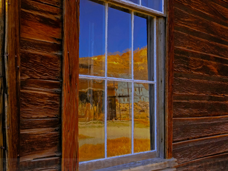 Bodie: Window to the Past