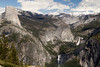 """The views from 7,214 - feet Glacier Point are among the most spectacular in Yosemite --- and, for that matter, in America"".. Yosemite, The Complete Guide by James Kaiser. Paul Herholz Photography"