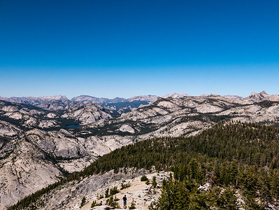 Tuolumne from Clouds Rest