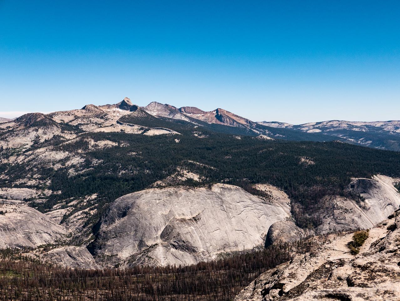 Mt Clark and the Clark Range