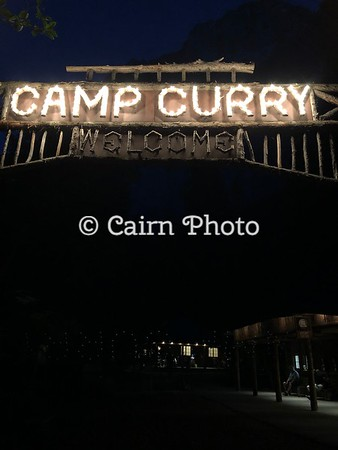 Curry Village = history