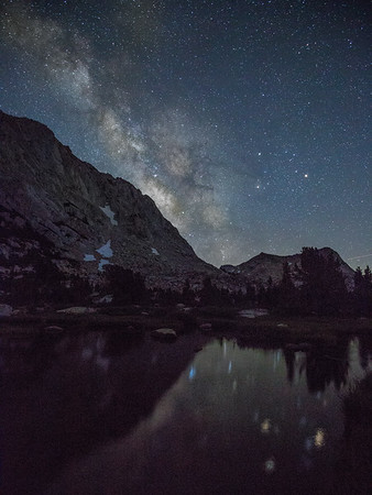 Vogelsang Milkyway - Yosemite High Camp