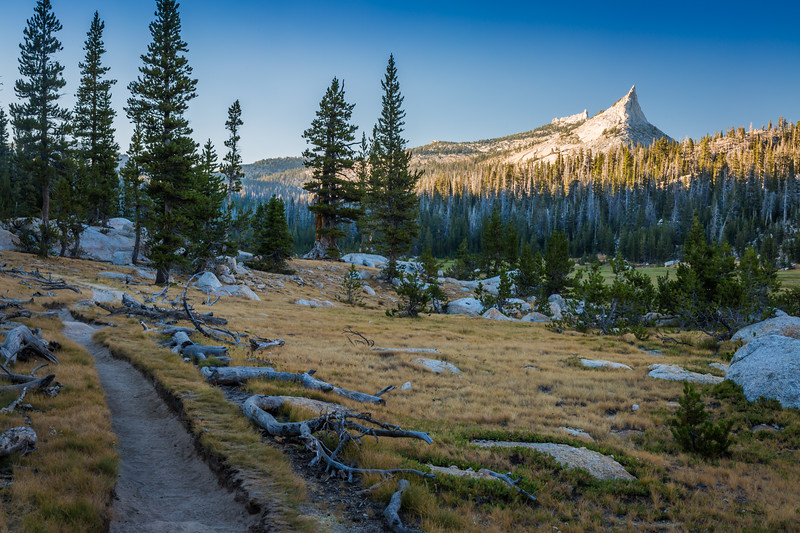 Sunset at Rise Camp - Yosemite