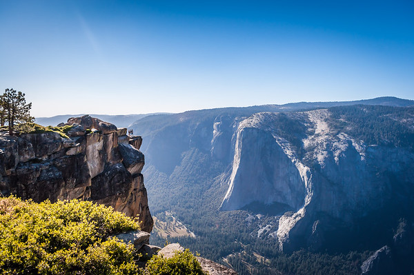 Taft Point - Yosemite