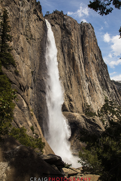 Upper Yosemite Falls 3