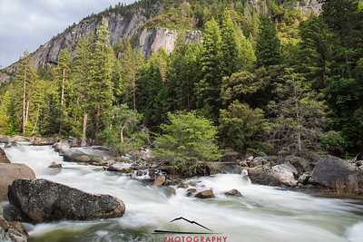 Merced River at Yosemite 12