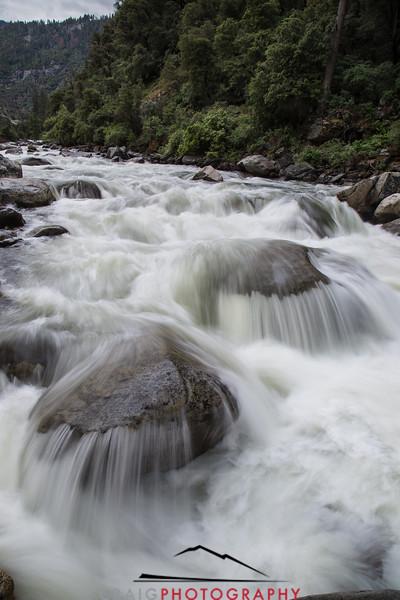 Merced River at Yosemite 5