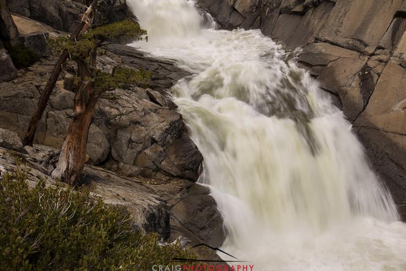 Yosemite above Upper Yosemite Falls