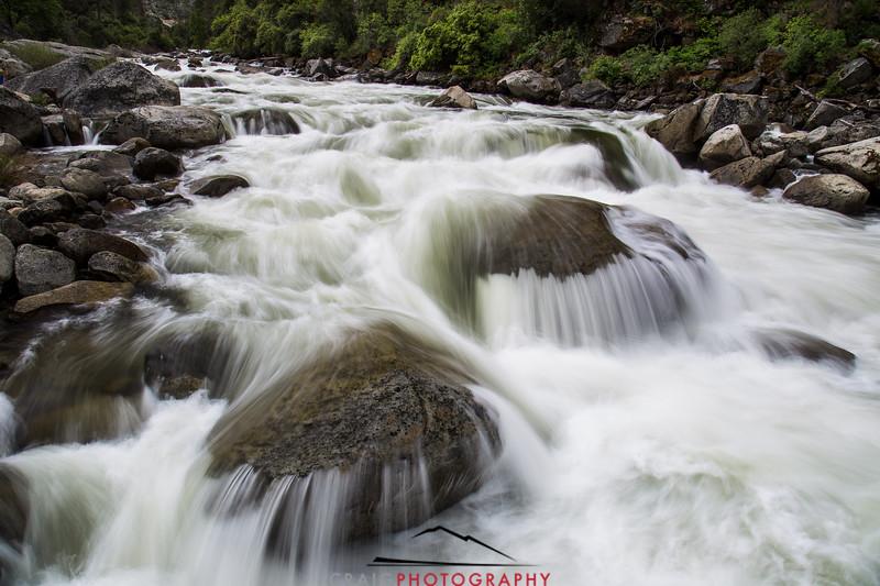 Merced River at Yosemite 6