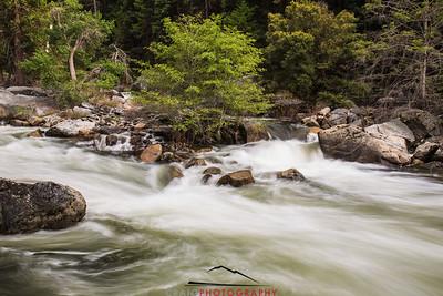 Merced River at Yosemite 13