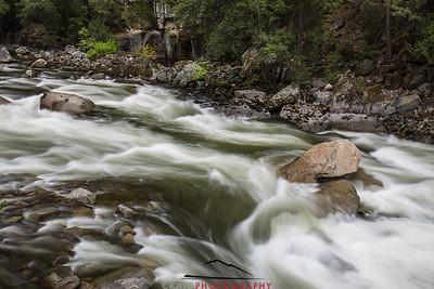 Merced River at Yosemite 3