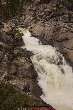 Yosemite above Upper Yosemite Falls 3