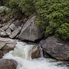 Merced River at Yosemite Detail 1