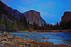 Low Light in the Valley - Yosemite National Park - Sheldon Farwell - March  2008