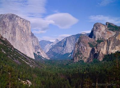 Yosemite, Portal View