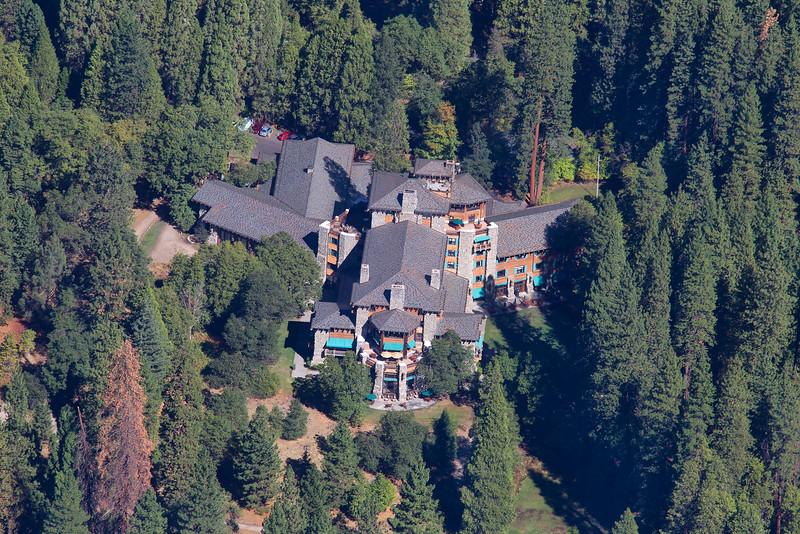 The Ahwahnee Hotel - Yosemite National Park, California