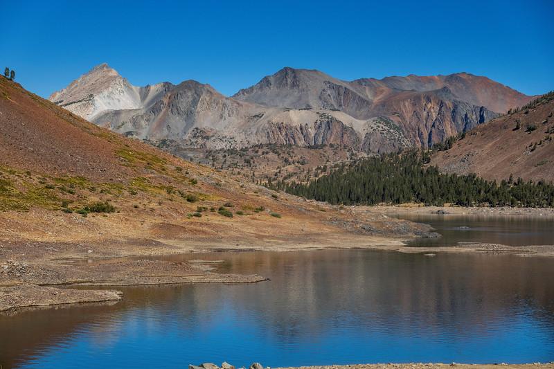 Saddlebag Lake, Inyo National Forest, California