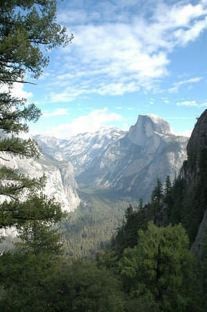 Four Mile Trail - Yosemite National Park