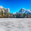 Yosemite Valley Panorama - Yosemite