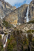 """Upper and Lower Yosemite Falls"""