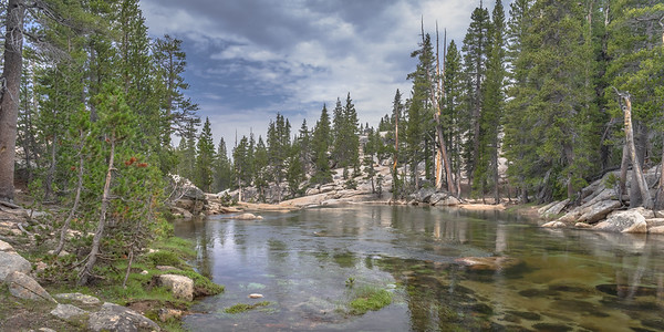 Backcountry Meander