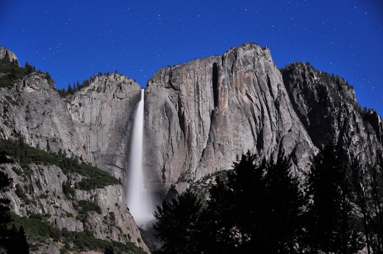 Nevada Falls, Yosemite NP