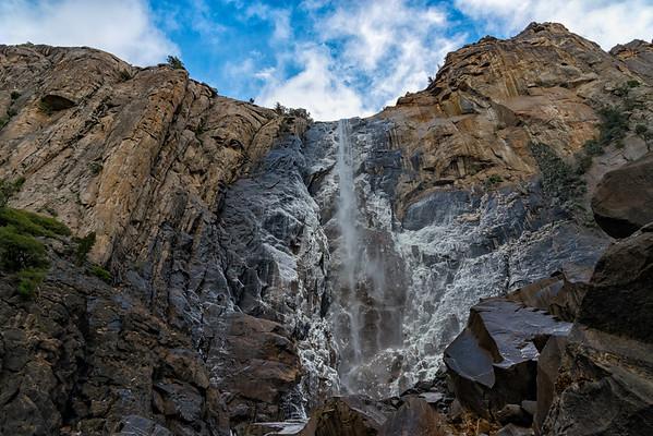 Bridalveil Fall - Yosemite-2