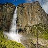 Lower Yosemite Falls 1