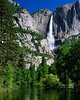 """Yosemite Falls and Merced River"""