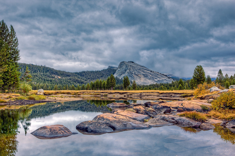 """Tuolumne Meadows and Lembert Dome"""