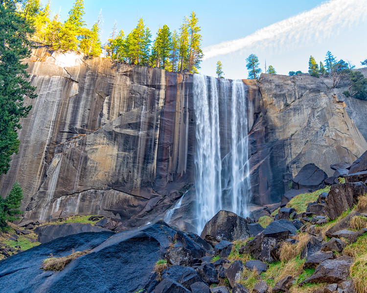 Vernal Fall - Yosemite-2