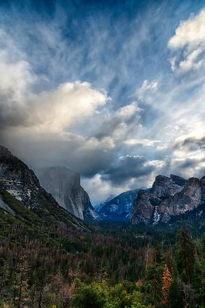 Tunnel View - Yosemite-4