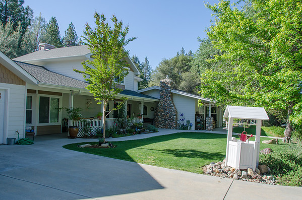 Where to stay in Oakhurst: Huff and Puff Cottage