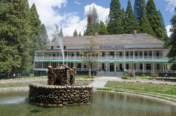 Wawona Hotel: Things to Do Near Yosemite's South Entrance