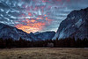 Ahwahnee Meadow Dawn