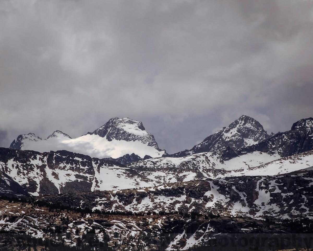 Mouny Lyell and Mount Maclure