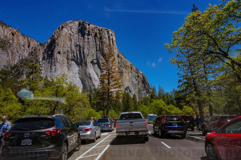 Entering Yosem City