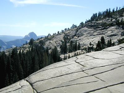 Yosemite September 2003