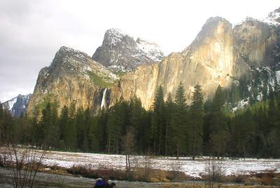 Valley Snow