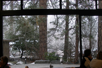Yosemite in Snow Paddy Day 2006