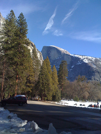 Yosemite by IPhone