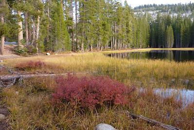 Siesta Lake, Yosemite National Park Nov. 2010
