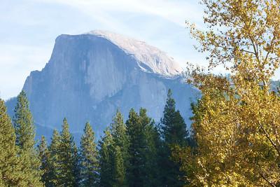 Fall Foliage in Yosemite Valley November 2010