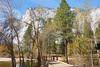 Swinging Bridge, Yosemite Valley