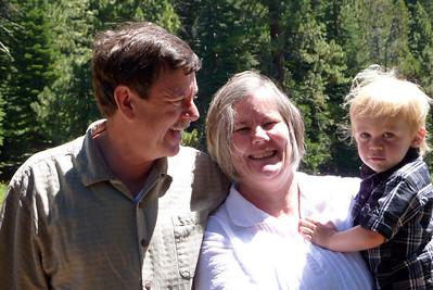 Yosemite Visitors