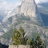 Half Dome as seen from Washburn Point